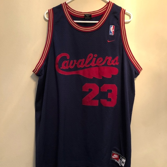 f34a49ea8 Nike Shirts | Lebron James Throwback Jersey | Poshmark